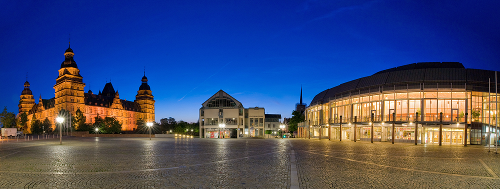 Schlossweinstuben Aschaffenburg Stadthalle